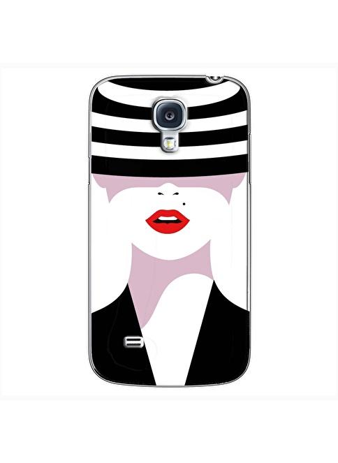 People's Cover Samsung S4 Kabartmalı Telefon Kılıfı Renkli